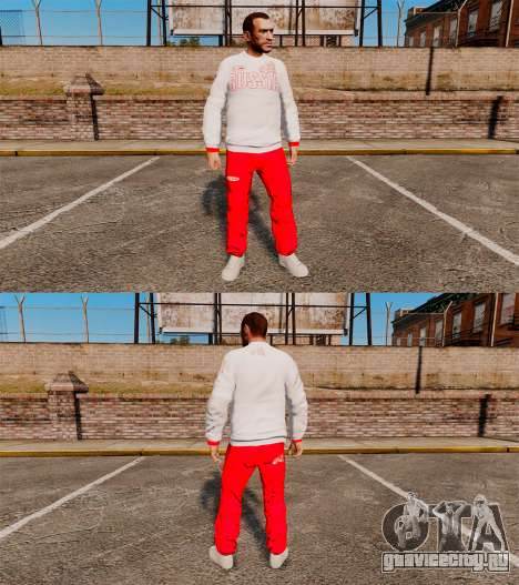 Одежда -Bosco Sport- для GTA 4 четвёртый скриншот