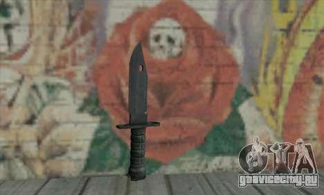 Knife для GTA San Andreas