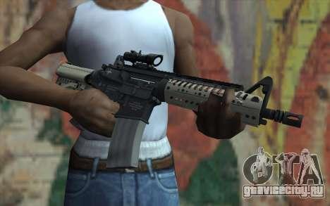 VLTOR SBR 5.56 ACOG Sight для GTA San Andreas третий скриншот