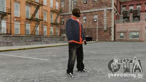 Франклин Клинтон v2 для GTA 4 второй скриншот