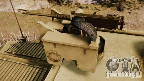Cougar MRAP 4X4 для GTA 4 вид сбоку