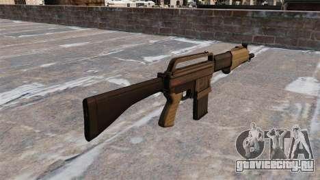 Ружьё Franchi SPAS-15 для GTA 4 второй скриншот
