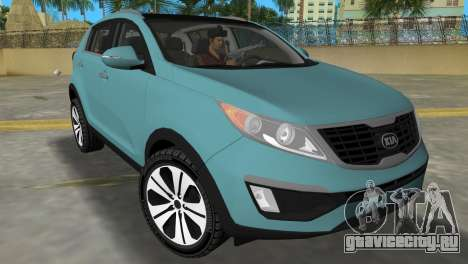 Kia Sportage для GTA Vice City