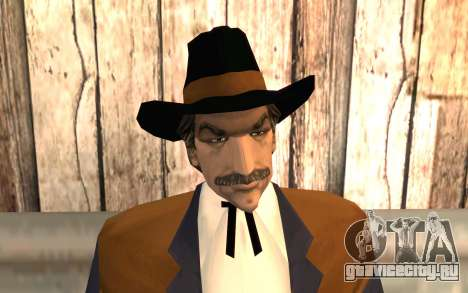 Эйвери Кэррингтон для GTA San Andreas третий скриншот