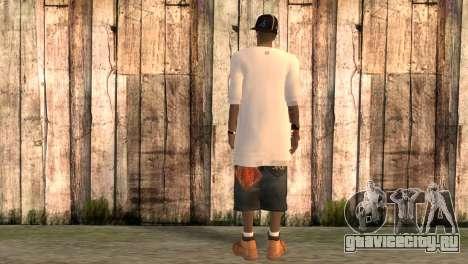 Рэпер Рэндом для GTA San Andreas второй скриншот