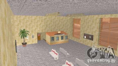 РЖД станция в Сан-Фиерро для GTA San Andreas пятый скриншот