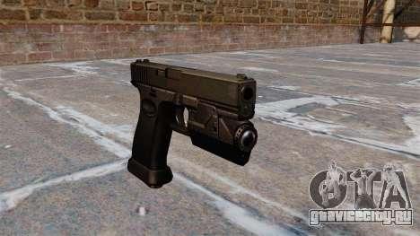 Самозарядный пистолет Glock 20 для GTA 4