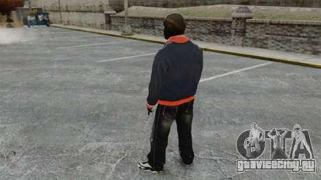 Франклин Клинтон v2 для GTA 4 третий скриншот