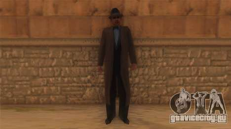 Сэм из Мафии для GTA San Andreas