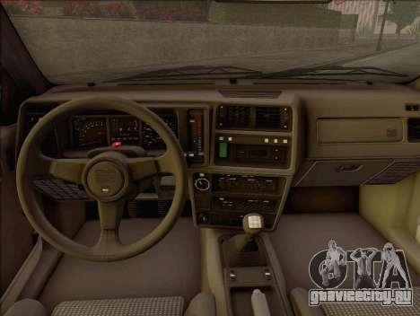 Ford Sierra Mk1 Coupe GHIA для GTA San Andreas вид справа