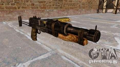 Автомат -Ублюдок- для GTA 4