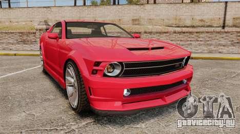 GTA V Vapid Dominator 450cui Supercharged для GTA 4