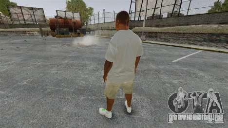 Франклин Клинтон v3 для GTA 4 третий скриншот