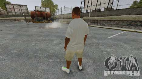 Франклин Клинтон v3 для GTA 4