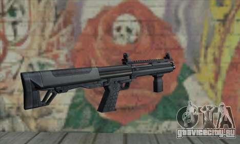 KSG12 для GTA San Andreas второй скриншот
