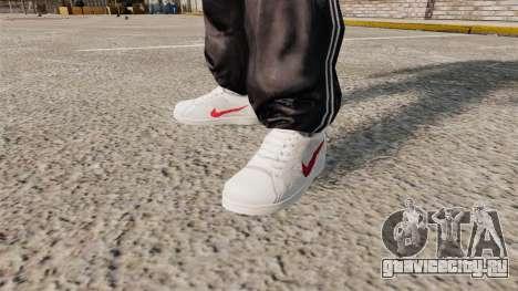 Кроссовки Nike Classics для GTA 4 второй скриншот