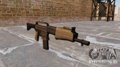 Ружьё Franchi SPAS-15 для GTA 4