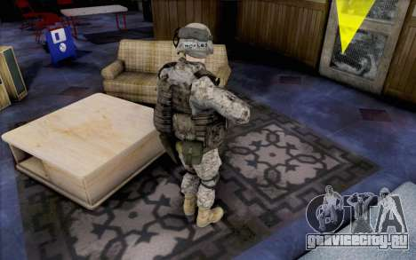 Дэвид Монтес для GTA San Andreas второй скриншот