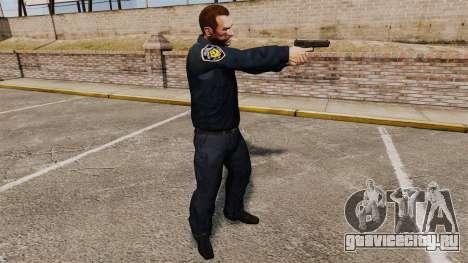 Форма LCPD для GTA 4 третий скриншот