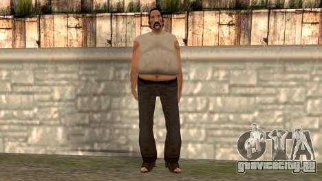 Умберто Робина для GTA San Andreas
