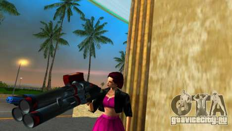 Rocket Launcher UT2003 для GTA Vice City