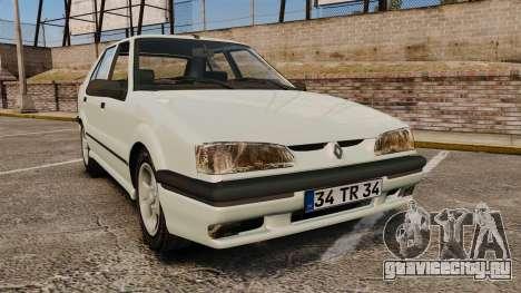 Renault 19 Europa для GTA 4
