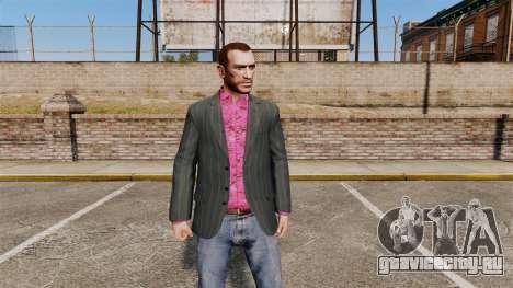 Пиджак -Томми Версетти- для GTA 4