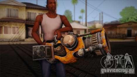 Дробовик из Bulletstorm для GTA San Andreas третий скриншот
