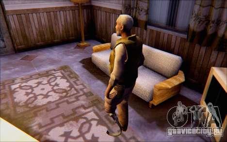 Илай из Half Life 2 для GTA San Andreas третий скриншот