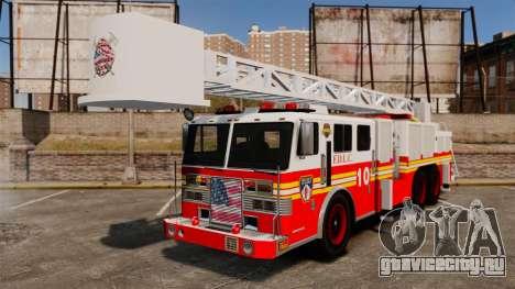 Fire Ladder v1.3 [ELS] для GTA 4