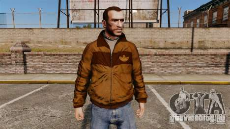 Олимпийка -Adidas Originals D-Nizza- для GTA 4