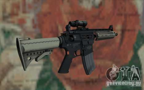 VLTOR SBR 5.56 ACOG Sight для GTA San Andreas второй скриншот