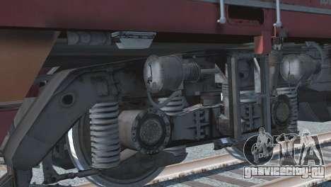ТЭП80-0002 для GTA San Andreas вид сбоку