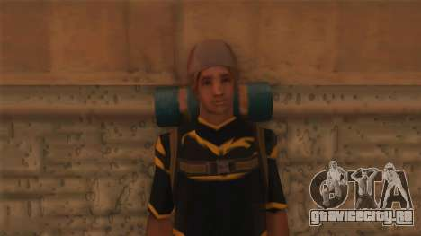 Ребёнок для GTA San Andreas третий скриншот