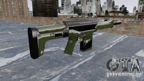 Штурмовая винтовка Crysis 2 для GTA 4 второй скриншот