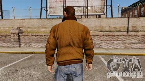 Олимпийка -Adidas Originals D-Nizza- для GTA 4 второй скриншот