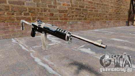 Самозарядная винтовка Ruger Mini-14 для GTA 4