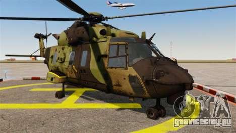 Eurocopter NHIndustries NH90 [EPM] для GTA 4