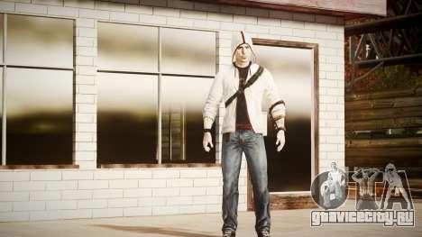 Дезмонт Майлс для GTA 4 четвёртый скриншот