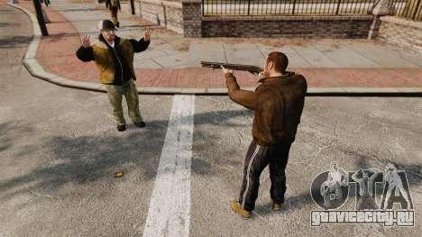Заложники для GTA 4