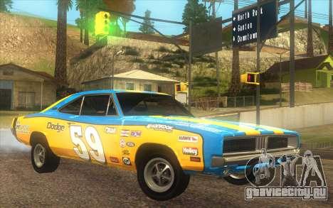 Dodge Charger RT 1969 для GTA San Andreas
