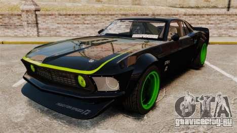 Ford Mustang RTRX для GTA 4