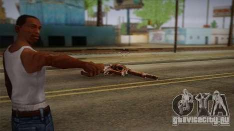 Colt Peacemaker(Ржавый) для GTA San Andreas второй скриншот