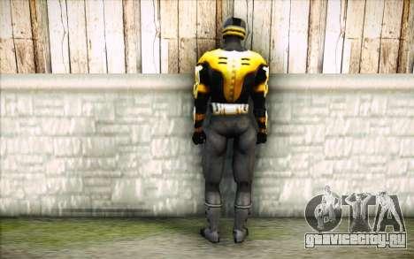 Cyrax для GTA San Andreas второй скриншот