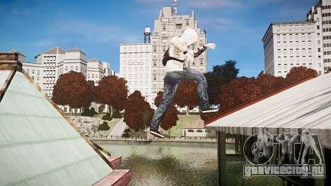 Дезмонт Майлс для GTA 4 пятый скриншот