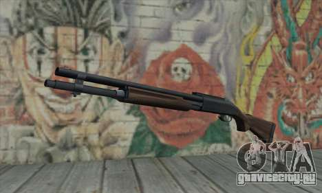 Remington 870 для GTA San Andreas