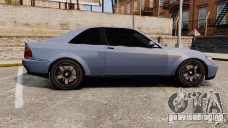 Sultan Coupe для GTA 4