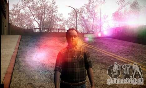 Lester из GTA V для GTA San Andreas второй скриншот