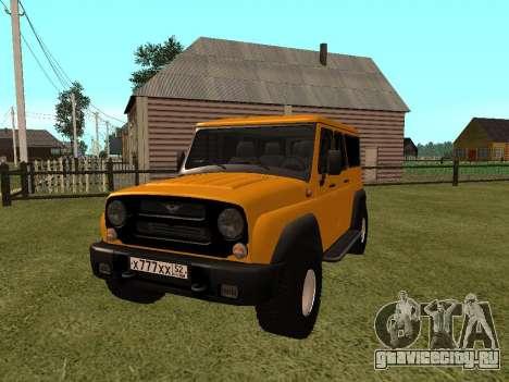 УАЗ 3159 Барс для GTA San Andreas