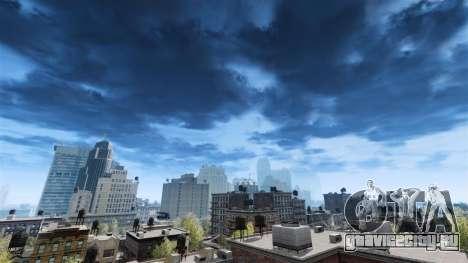 Погода Австралии для GTA 4 второй скриншот